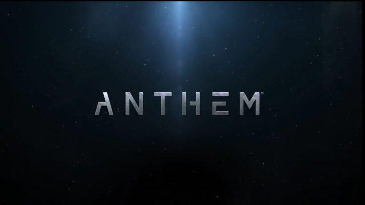 anthem trailer annuncio gamesoul e3 2017