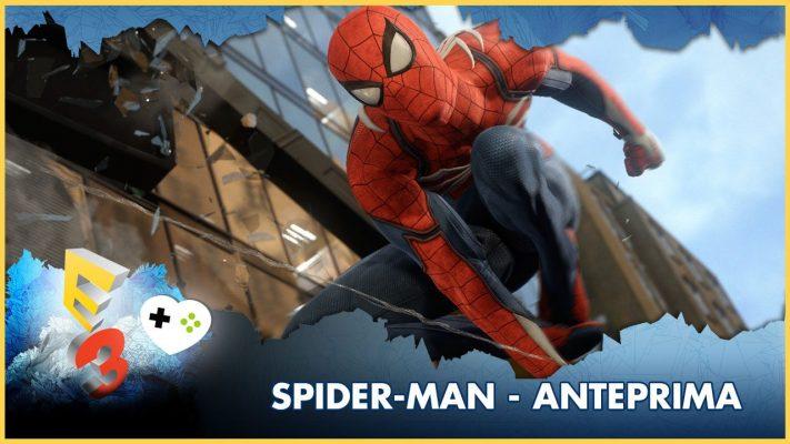 Spider-Man – Anteprima E3 2017