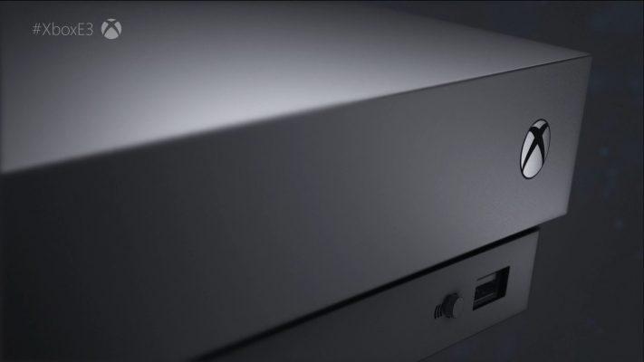 Xbox One X: Il futuro del gaming secondo Microsoft