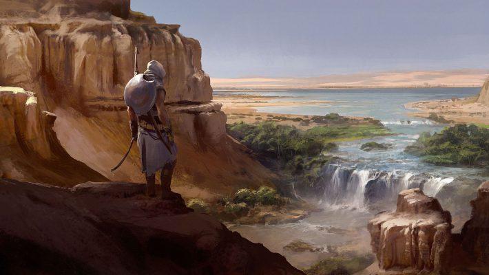 Scopri l'origine degli Assassini con Assassin's Creed: Origins