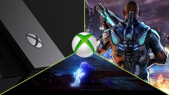 Xbox all'E3 2017: Nuovi giochi e la potentissima Xbox One X