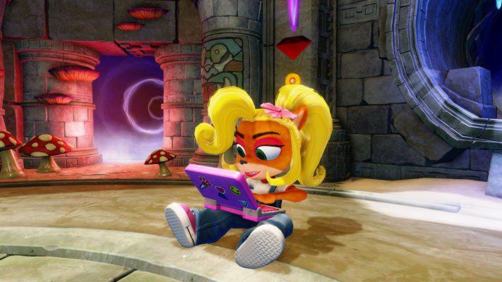 Coco Bandicoot sarà giocabile in Crash Bandicoot N.Sane Trilogy