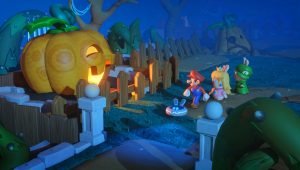 Un nuovo, colorato video gameplay per Mario + Rabbids Kingdom Battle