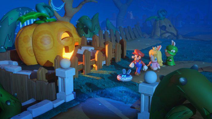 Mario + Rabbids Kingdom Battle, svelato il Season Pass