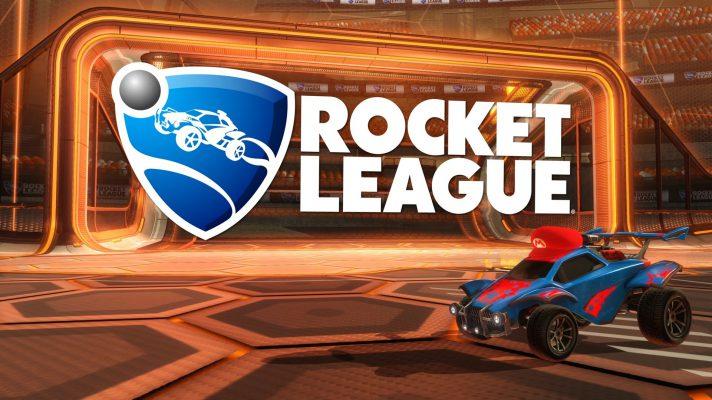 Rocket League conquista anche Nintendo Switch