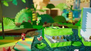 Yoshi per Nintendo Switch si fa conoscere meglio