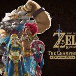 Zelda: Breath of the Wild, nuovi amiibo e trailer di presentazione dei DLC