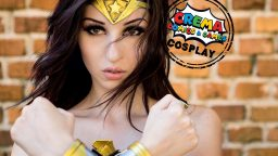Cosplay Crema Comics & Games 2017