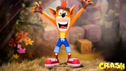 Crash Bandicoot arriva anche in PVC, grazie a First 4 Figures