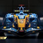 Arriva la Renault iridata del 2006 in F1 2017!