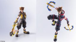 Kingdom Hearts III, ecco le bellissime Action Figure