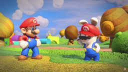 Mario + Rabbids: Kingdom Battle, pubblicati due nuovi video