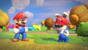 Mario + Rabbids: Kingdom Battle, pubblicati due nuovi video