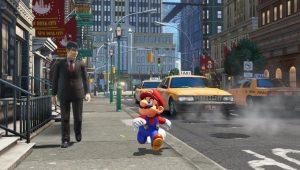 Niente Game Over in Super Mario Odyssey