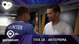 FIFA 18 – Anteprima gamescom 17