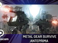 Metal Gear Survive – Anteprima gamescom 17