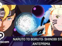 Naruto To Boruto Shinobi Striker – Anteprima gamescom 17