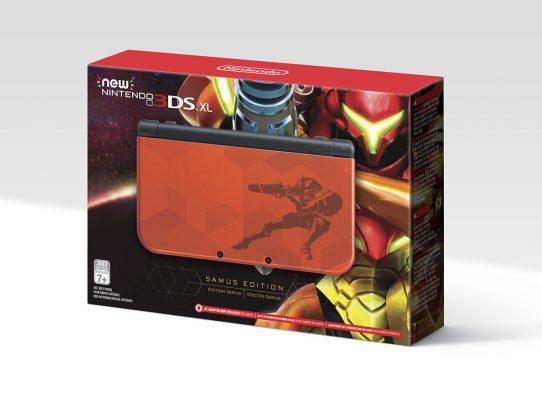 In arrivo un New Nintendo 3DS XL a tema Metroid