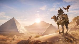 18 minuti di nuovo gameplay per Assassin's Creed Origins