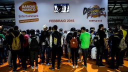 Bandai Namco Milan GamesWeek 2017