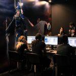 Dissidia Final Fantasy Milan GamesWeek 2017