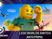 LEGO Worlds Switch – Anteprima gamescom 17