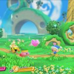 Kirby per Nintendo Switch diventa Kirby: Star Allies