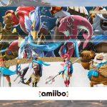 The Legend of Zelda: Breath of the Wild, ecco quando arriveranno i nuovi Amiibo