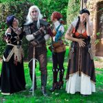 The Witcher Gruppo Cosplay Italia Grazzano Visconti