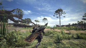 Monster Hunter: World, oltre due ore di puro gameplay