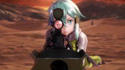 Sword Art Online: Fatal Bullet, svelata la data di lancio