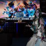 BlizzCon 2017 eSports Lucca Comics & Games 2017