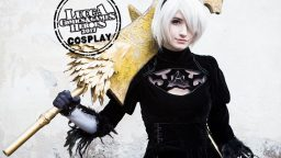 Cosplay Lucca Comics & Games 2017