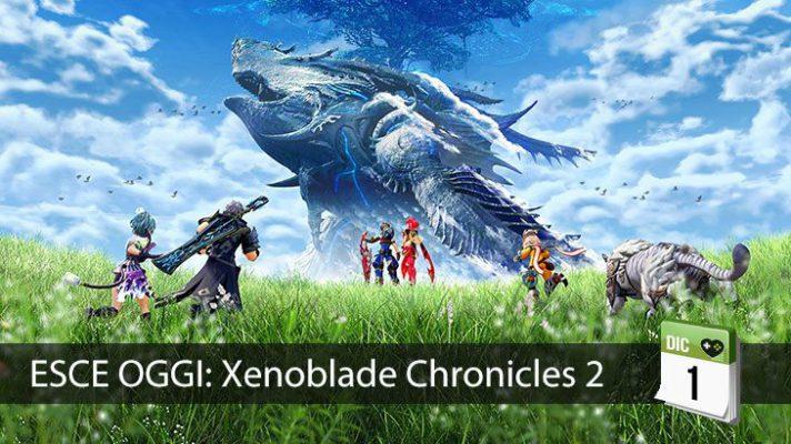 Esce Oggi: Xenoblade Chronicles 2
