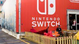 Nintendo Lucca Comics & Games 2017