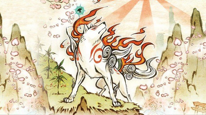 Okami HD Remastered si mostra in nuove immagini e video