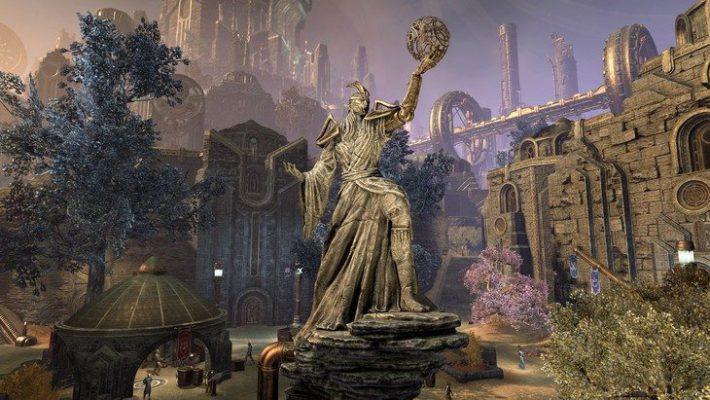 The Elder Scrolls Online, disponibile il DLC Clockwork City