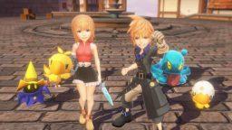 World of Final Fantasy sta per arrivare anche su PC
