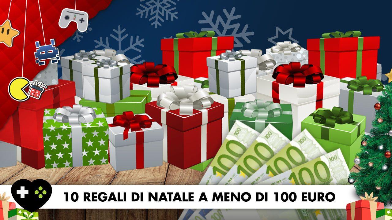 Regali natale 100 euro