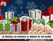 10 Regali di Natale a meno di 50€