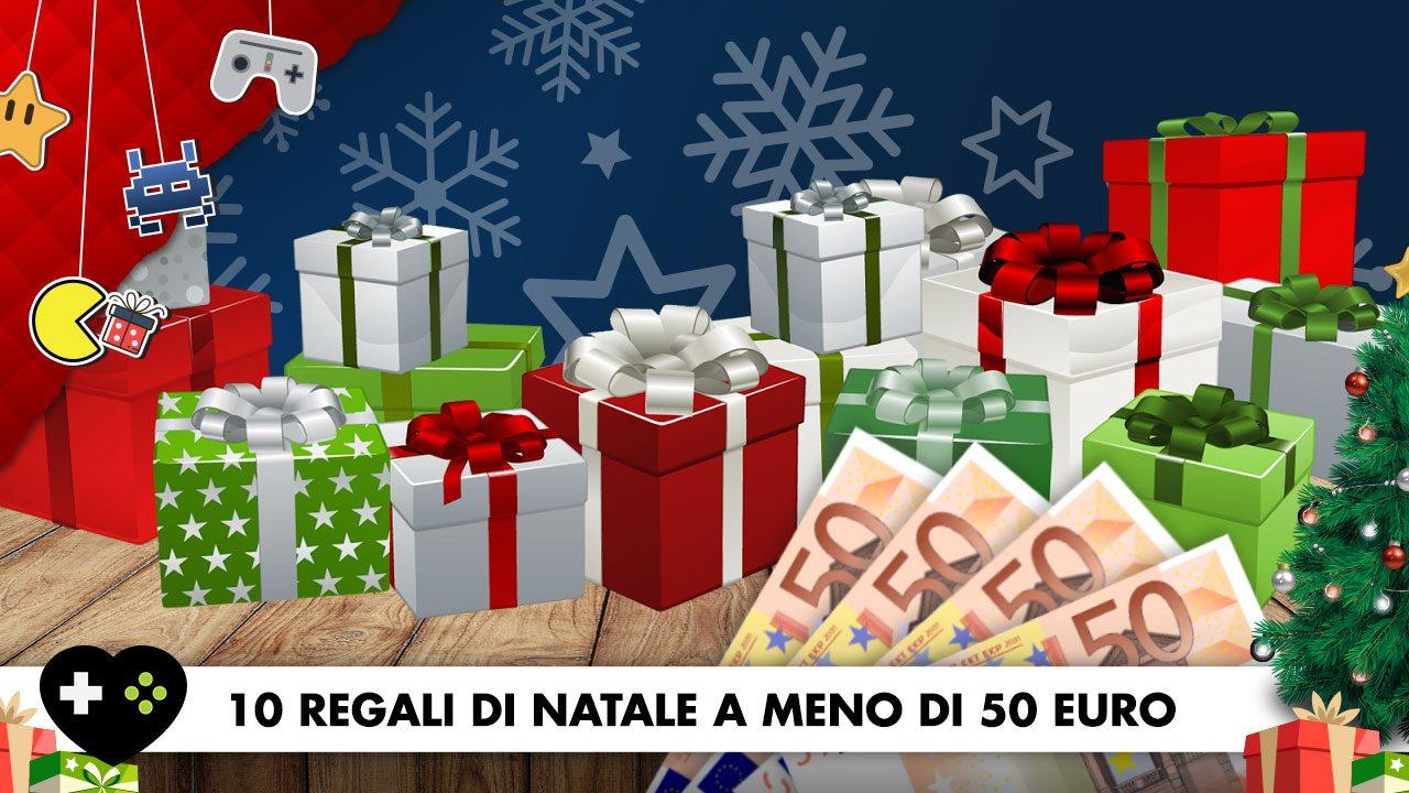 Regali Di Natale 50 Euro.10 Regali Di Natale A Meno Di 50 Gamesoul It