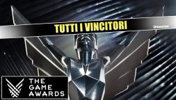 Tutti i vincitori dei The Game Awards 2017