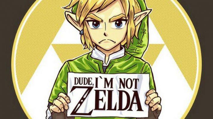 Contro ogni logica, Zelda è il ragazzo: ecco le prove schiaccianti