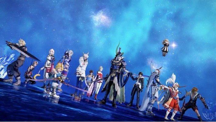 Dissidia Final Fantasy roster