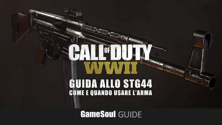 Call of Duty: WWII – STG44: Come e Quando usare l'Arma [Guida]