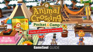 Animal Crossing Pocket Camp – Guida all'Evento di Capodanno