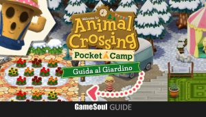 Animal Crossing Pocket Camp – Guida al Giardino