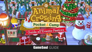 Animal Crossing Pocket Camp – Guida all'Evento Natalizio