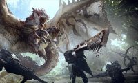 Monster Hunter World: annunciata l'espansione Iceborne e Geralt di Rivia!