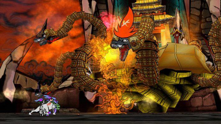 Okami si mostra in nuovi video gameplay, in forma splendida
